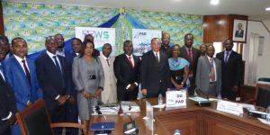 Déjà un an ! Un an que DPWS S.A.S a signé la convention portant autorisation de l'exploitation, de développement et de maintenance des équipements de pesage du domaine portuaire de Douala-Bonabéri.